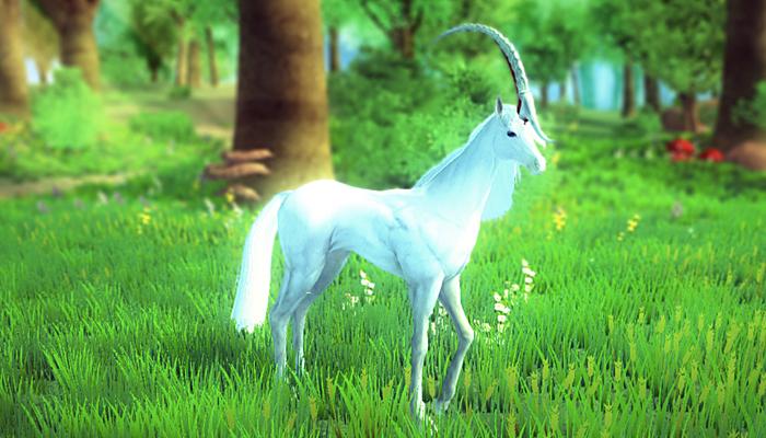 3DFoin – Unicorn