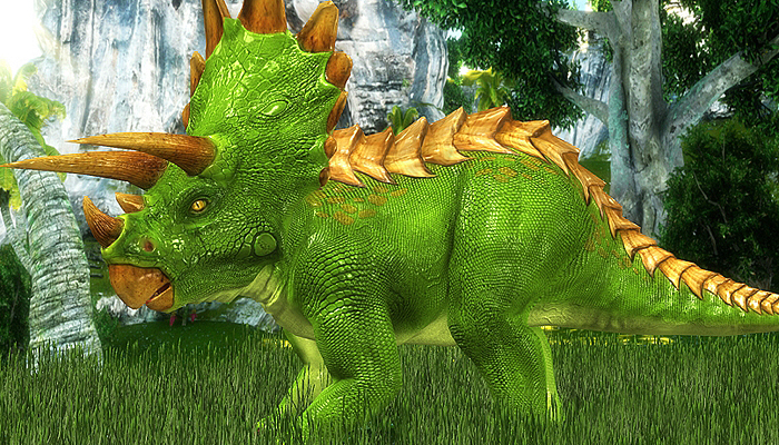 3DFoin – Triceratops