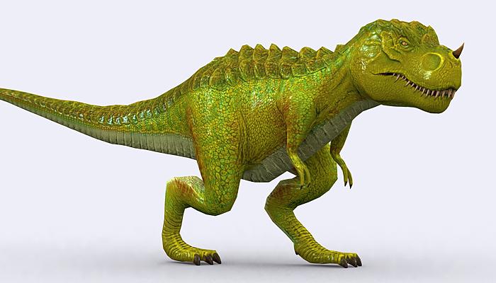 3DFoin – Tyrannosaurus Rex