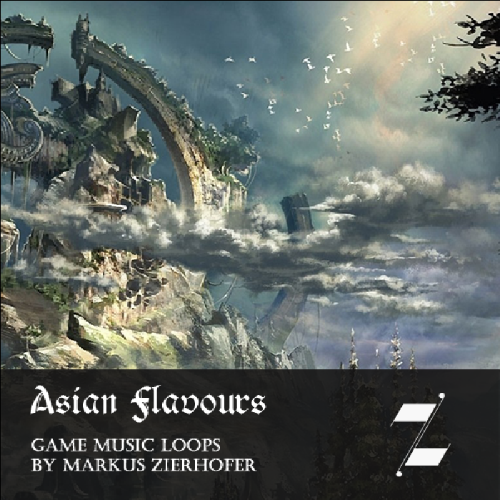 Asian Flavours Game Music Loops