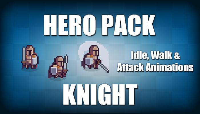 RPG Hero Pack Knight