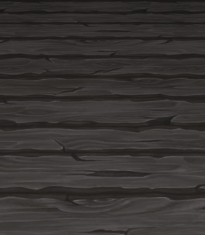Handpainted Wood Planks 4