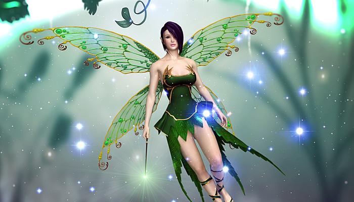 3Dfoin – Fairy