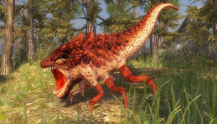 3Dfoin – Dragon Bug