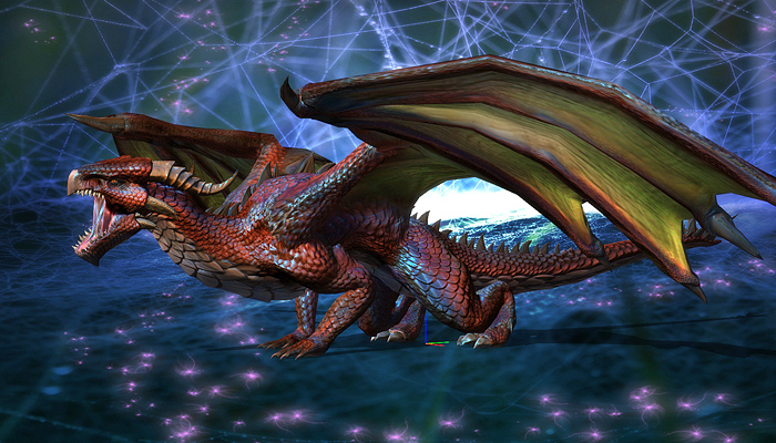 3Dfoin – Dragon Boss