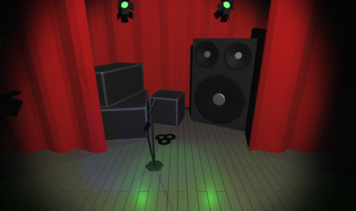 Music Scene Gear