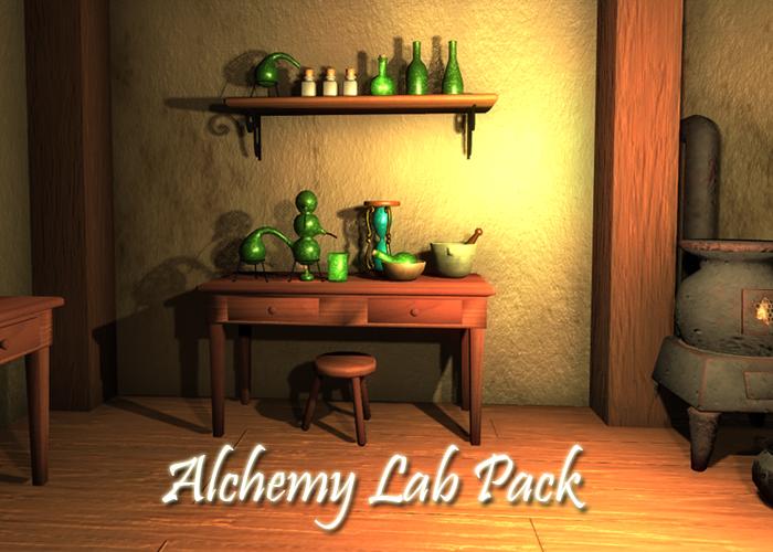 Alchemy Lab Pack