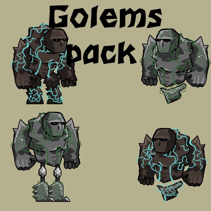 Golems pack