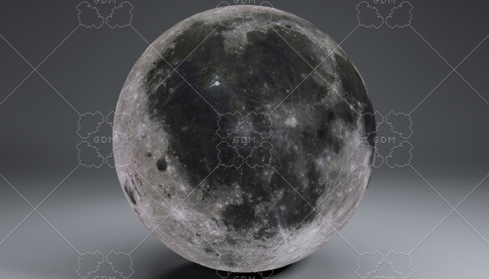 MoonGlobe 8k