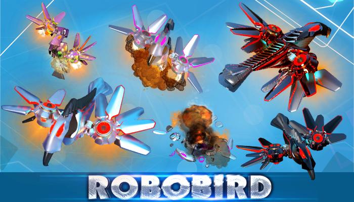 2D Robobird
