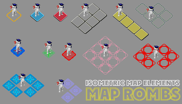 2D MAP ROMBS