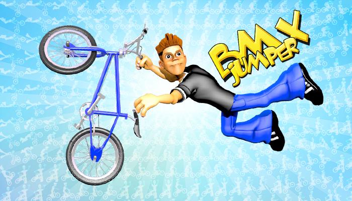 2D BMX Rider