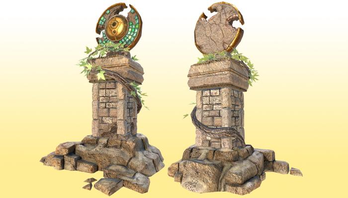 Fantasy Altar