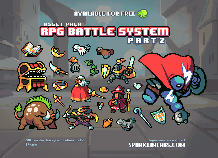 RPP BATTLE SYSTEM – 1 – 2