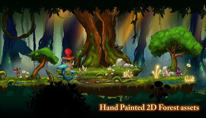 2d Forest runner KIT