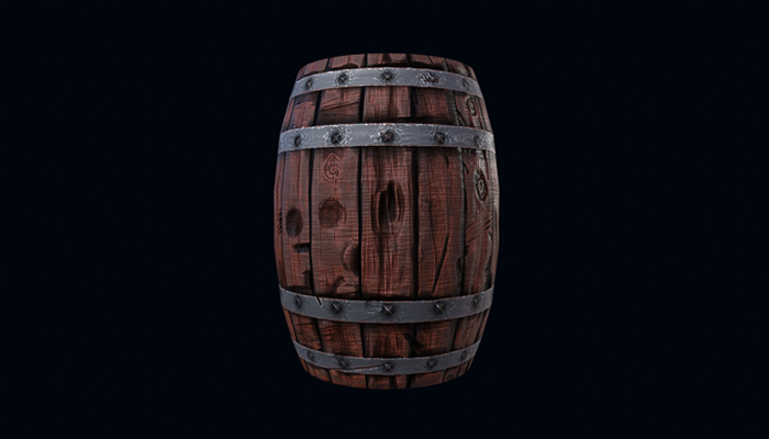 RPG Barrel