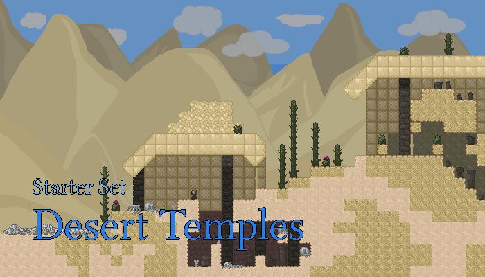 Simple Desert – Starterpack