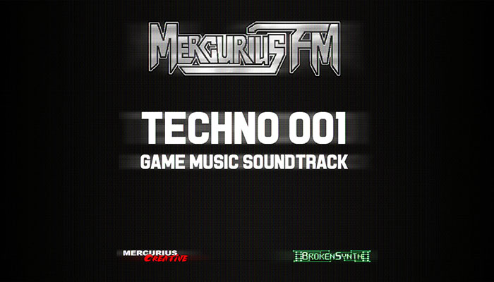 TECHNO001 Game Music Soundtrack – Techno EDM