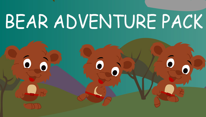 Bear Adventure Pack