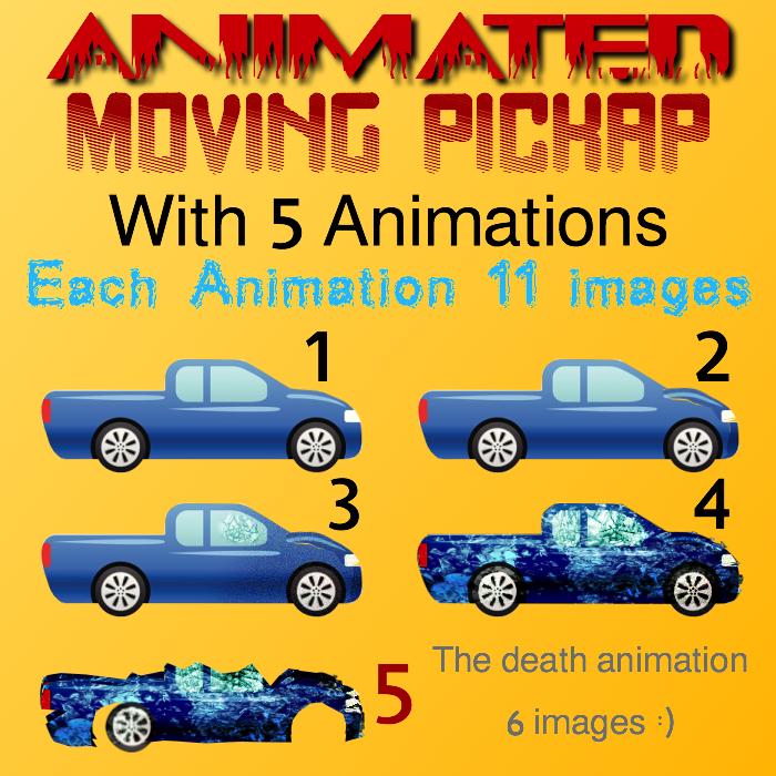 Pickup Car