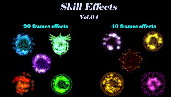 SKILL EFFECT Vol04
