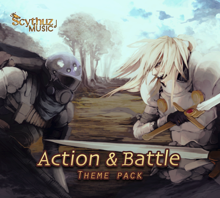 Action and Battle Music Pack