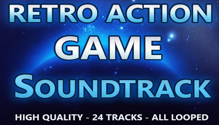 Retro Action – Game Soundtrack