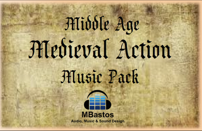 Middle Age – medieval Action Music Pack