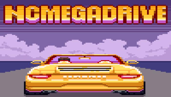 'NCMegadrive' – SEGA Style