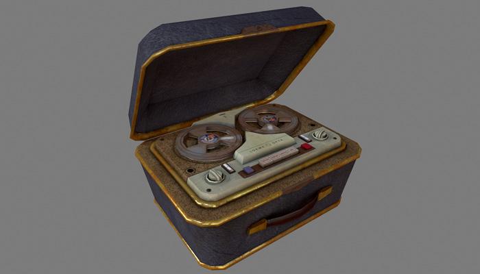 Vintage Magnetophone