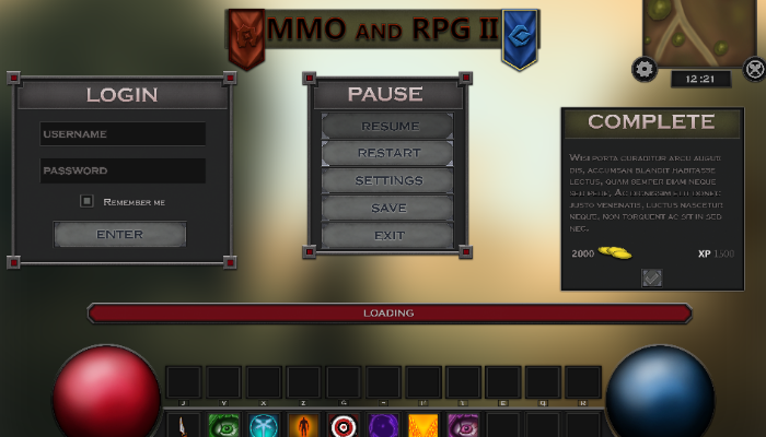 MMO and RPG 2