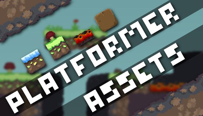 Platformer PixelArt Assets