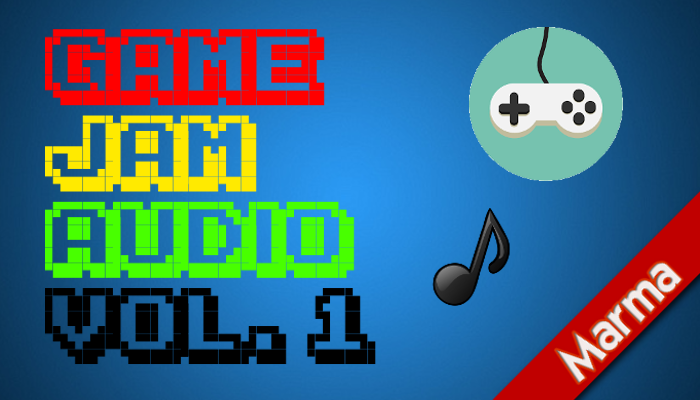 Game Jam Audio vol. 1