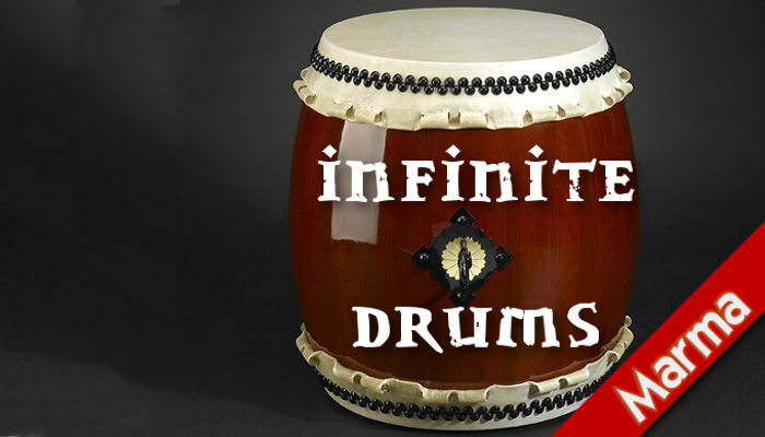 Infinite Drums