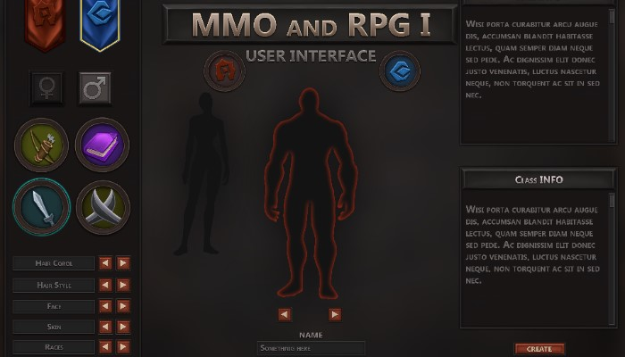 MMO and RPG 1