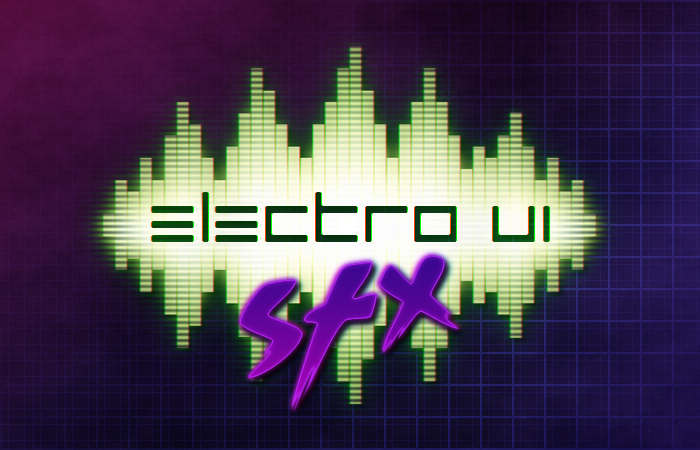 Electro UI Sound Effects
