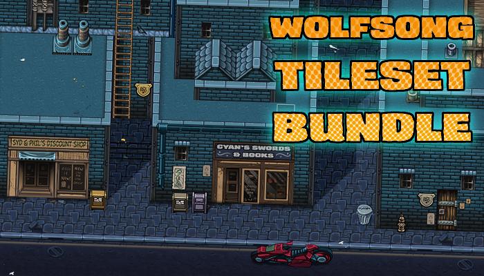 Wolfsong Tilesets
