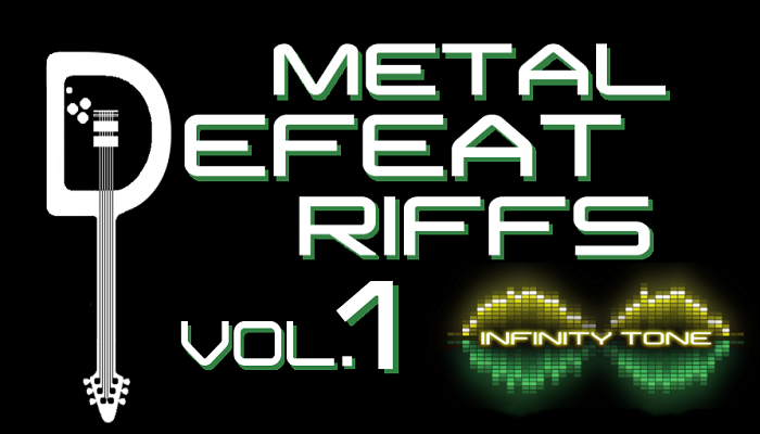 Metal Defeat Riffs Vol. 1