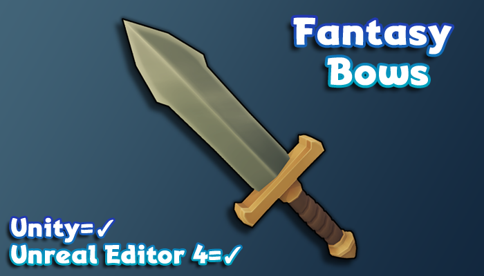 Hand-Painted Fantasy Weapons – Daggers