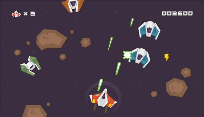 Space Shooter SFX