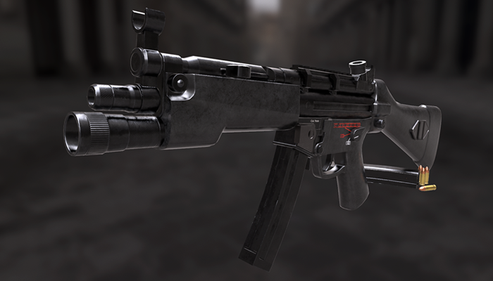 Heckler and Koch MP5