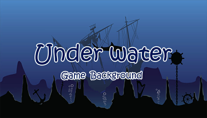 Under Water Game Background