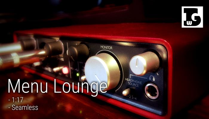 Menu Lounge