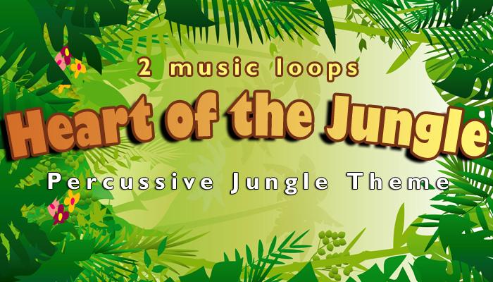 Percussive Jungle Theme