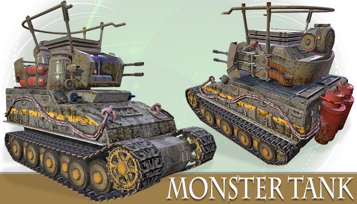 Monster Tank