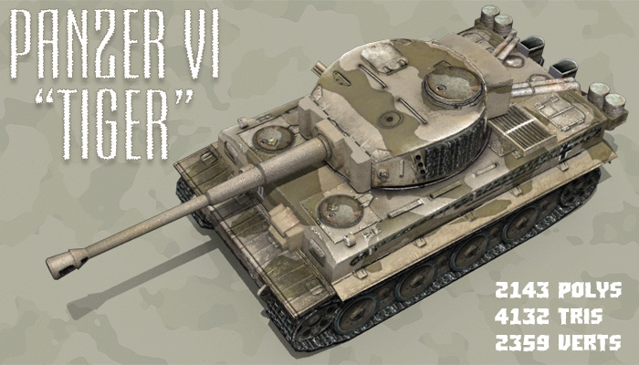 "Panzer VI ""Tiger"""