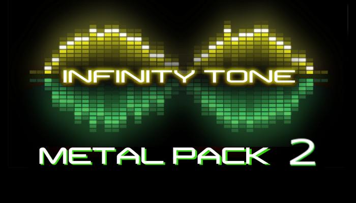 Infinity Tone Metal Pack 2