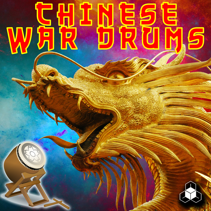 Chinese War Drums