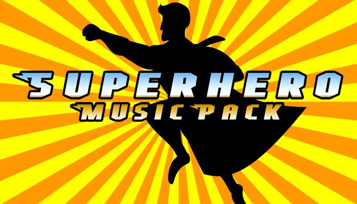 SUPERHERO MusicPack