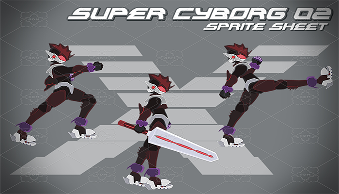 super cyborg 02